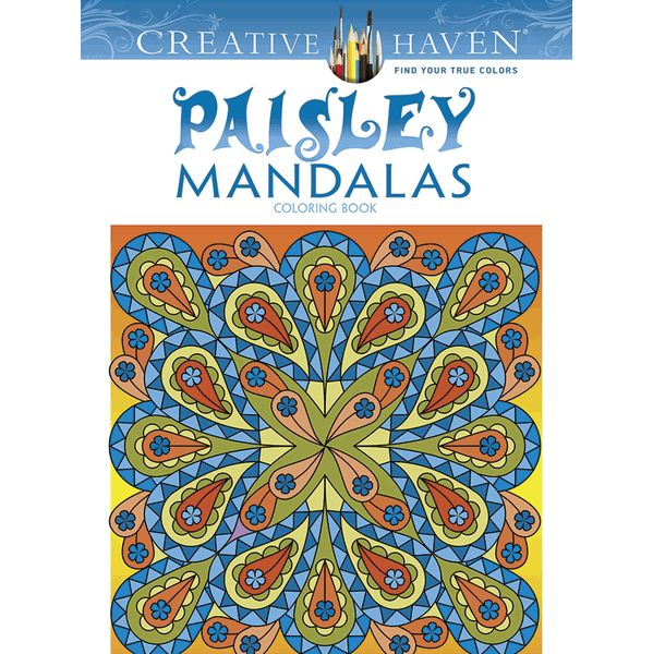 Ever Stylish Motifs The Mesmerizing Allure Of Mandalas And Enduringly Popular Paisley Patterns Full Page Images Offer A Hypnotic Array Coloring
