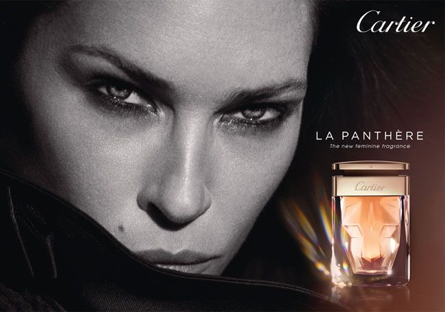 Cartier presenta il profumo La Panthère
