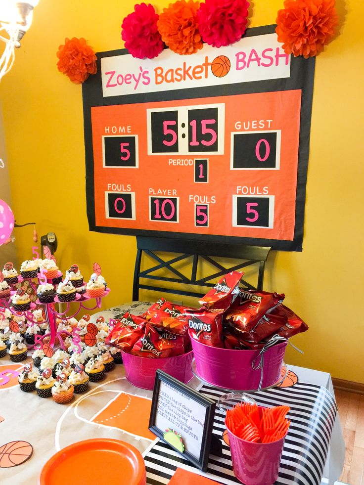 Best 25 Basketball Party Ideas On Pinterest Basketball