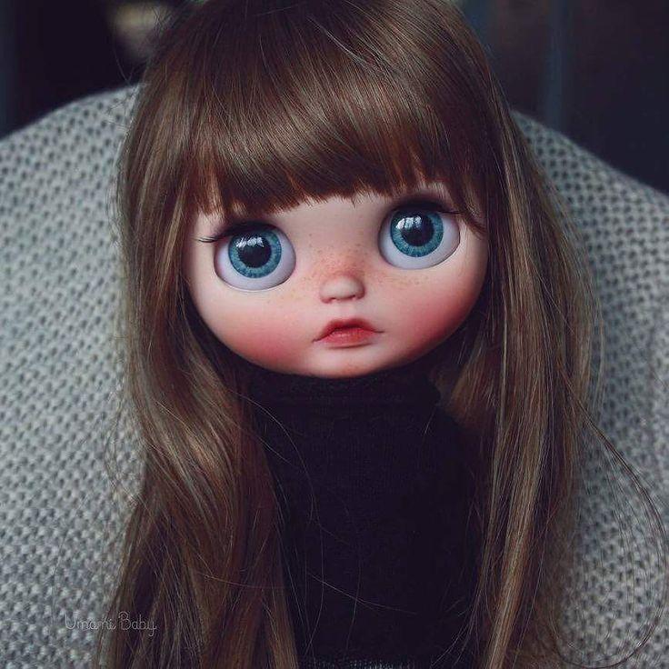 Custom Blythe Doll 'Verity' ♡