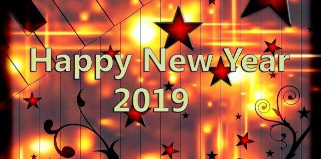 Happy New Year Dp For Whatsapp Facebook And Instagram 2019