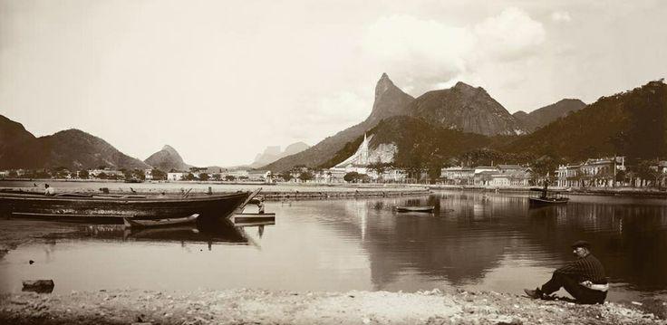 Rio de Janeiro por Marc Ferrez.