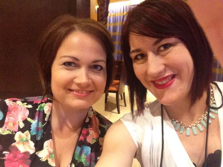 And had breakfast w/ the awesome @maiseyyates I say breakfast, but I actually monopolized her whole morning #RWA14 pic.twitter.com/dojWsDtUJg