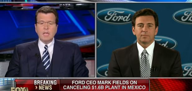 Ford CEO Mark Fields on canceling $1.6B plant in Mexico!! #Diesel  - http://vixert.com/ford-ceo-mark-fields-canceling-1-6b-plant-mexico/