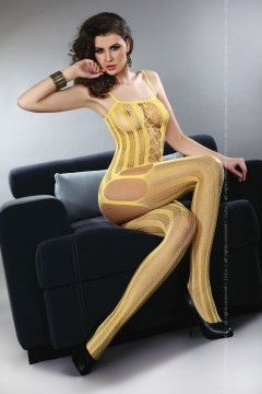 Bodystocking Almas honey