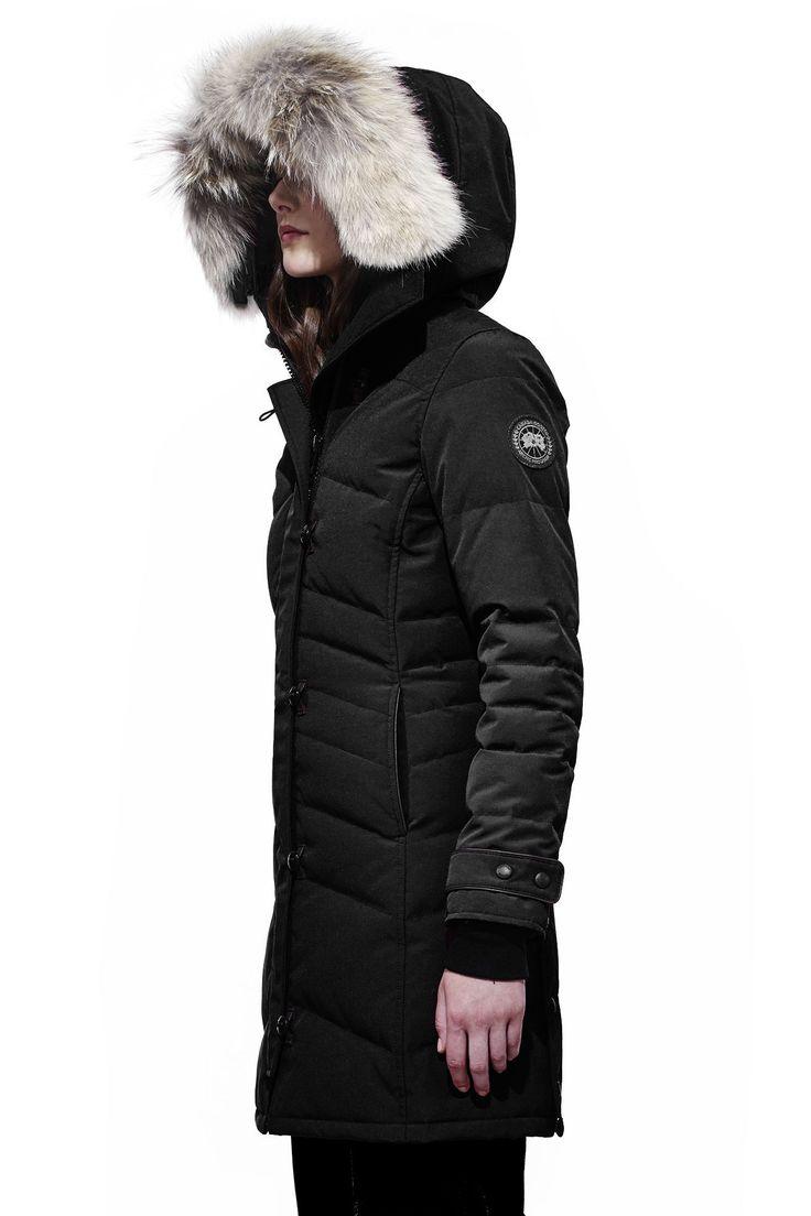 canada goose trento coat
