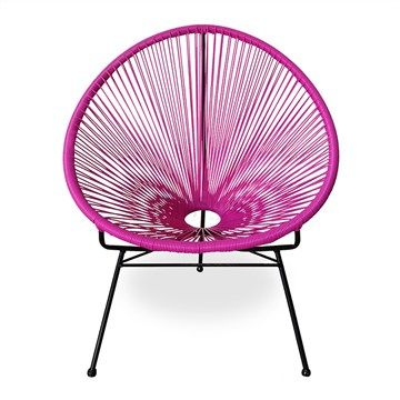 Acapulco Pink Chair