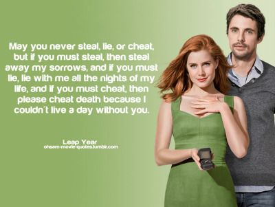 leap year movie - Google Search