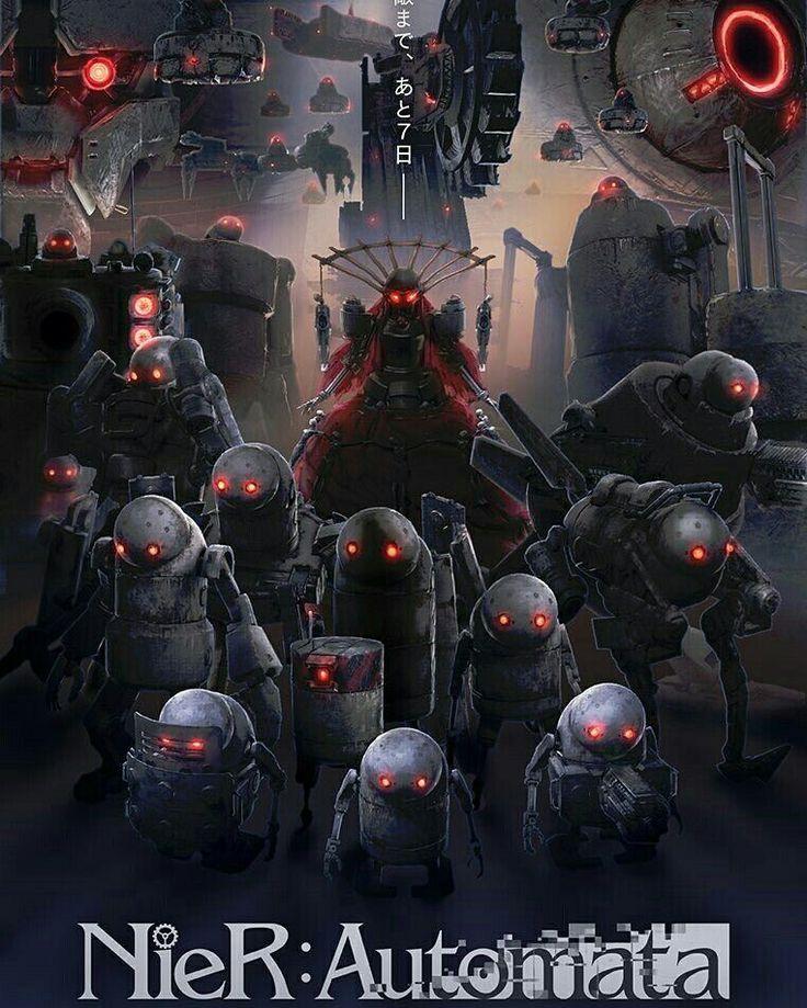 | NieR Automata | Platinum Games