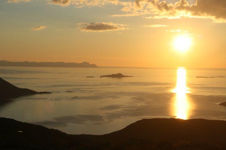 Senja - Jäämeri