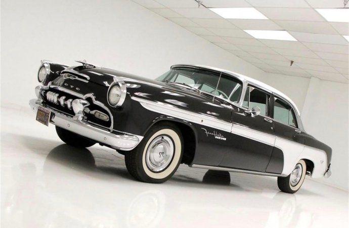 1955 Desoto Fireflite 4 Door Sedan Desoto Cars Classic Cars Desoto