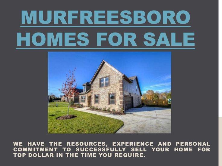 It's no surprise that a well-maintained, pleasant looking Murfreesboro Real Estate will sell faster and at a higher price than a home that looks uncared for and run down, even though the features may be the same. Check this link right here http://www.talktodale.com/ for more information on Murfreesboro Real Estate. So, don't consider it simply cleaning when you have homes for sale.