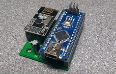 Für Arduino Nano NRF24L01 + Adapterplatine