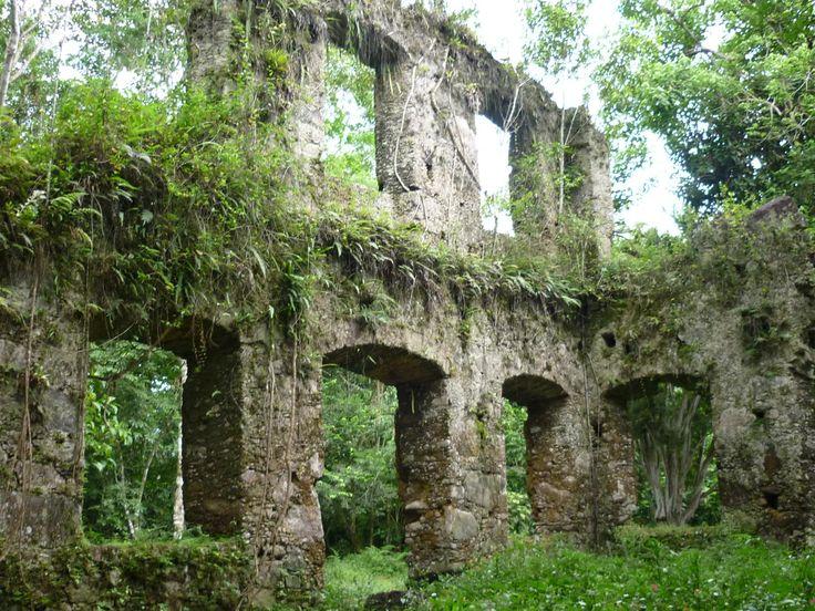 Ruínas Da Lagoinha - Ubatuba, Sp