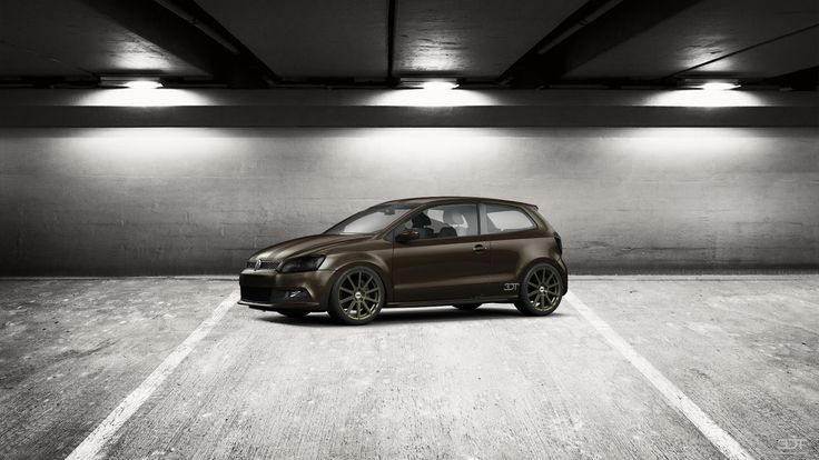 Checkout my tuning #Volkswagen #Polo 2010 at 3DTuning #3dtuning #tuning
