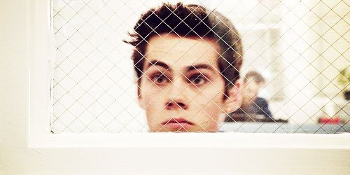 This Typically Clumsy Stiles Moment