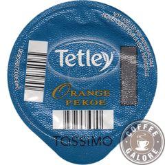 Tetley Orange Pekoe Tea   The experts at Tetley choose only the finest Orange Pekoe leaves to give you the authentic and delicious taste of Tetley.  Ingredients Orange Pekoe Tea