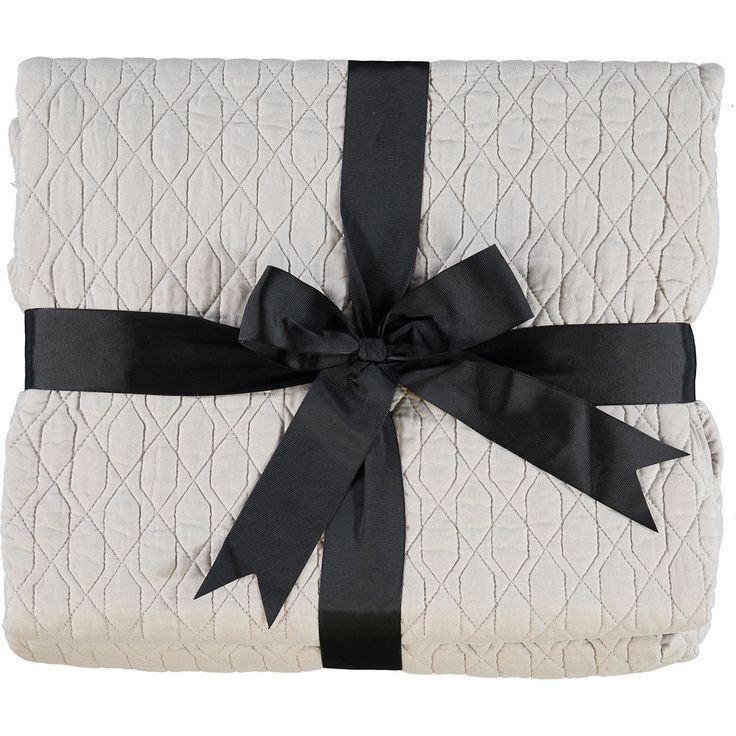 Grey Quilted Tassel Bedspread 200x200cm - Bedspreads - Bed Linen - Bed & Bath - Home - TK Maxx