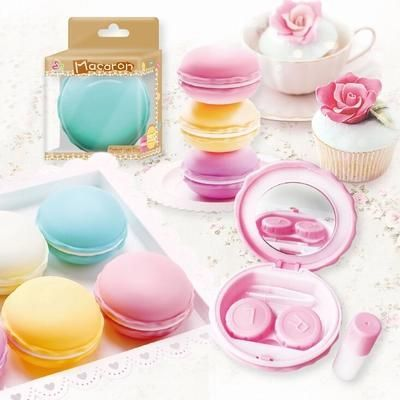 Contact Lens Case Kit (Macaron) - Voon | YESSTYLE