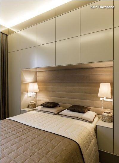 Extra bedroom storage