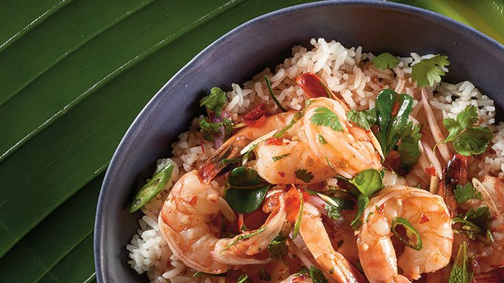 Pla Goong (Spicy Thai Shrimp Salad) Recipe - NYT Cooking