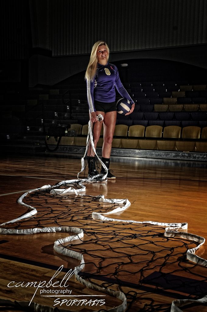 senior volleyball sports photos