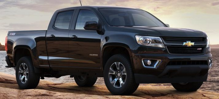 The Redesigned 2015 Chevy Colorado is a Versatile and Efficient Midsize Pickup