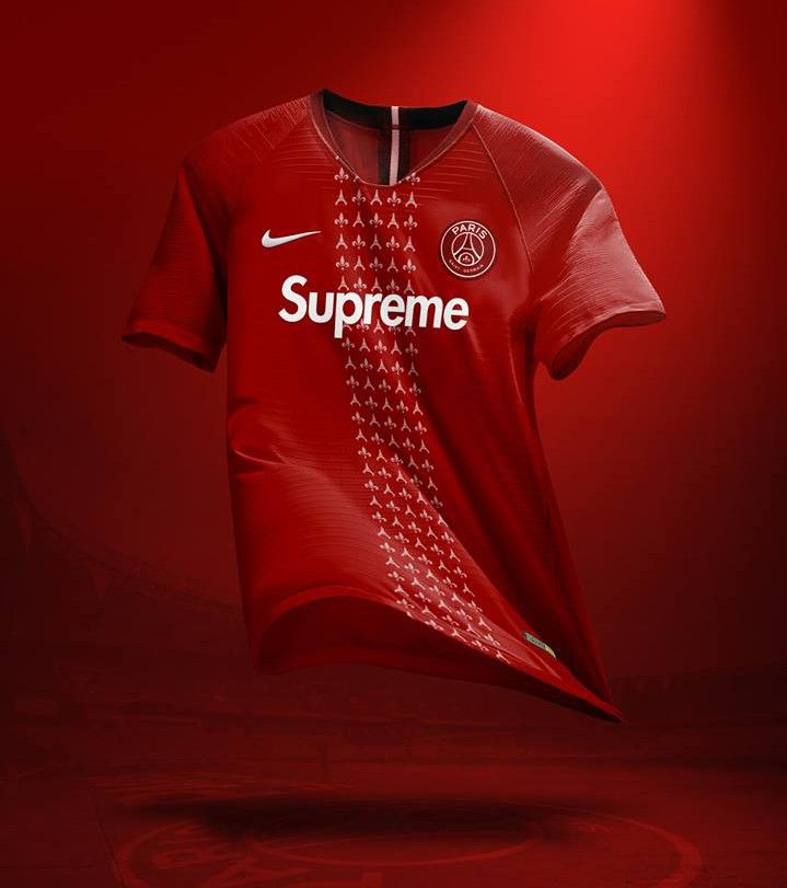 new styles fb9e0 0f380 Si le PSG avait un sponsor classe, ça donnerait ça (et c'est ...
