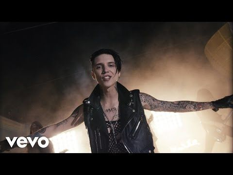 Black Veil Brides - Fallen Angels - YouTube