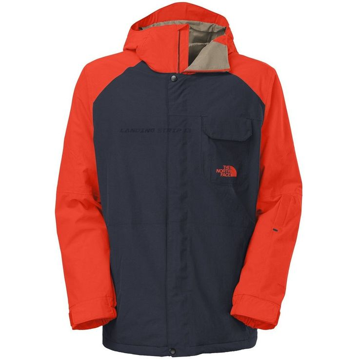 The North Face Number Eleven Jacket Designed for Skiing/Snowboarding Size Small #TheNorthFace