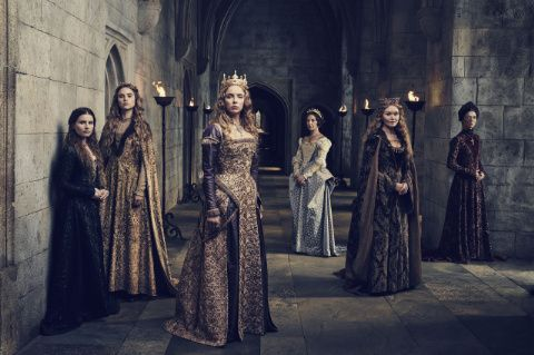 The White Princess Sneak Peek - Exclusive First Look at Starz TV Show 'The White Princess'