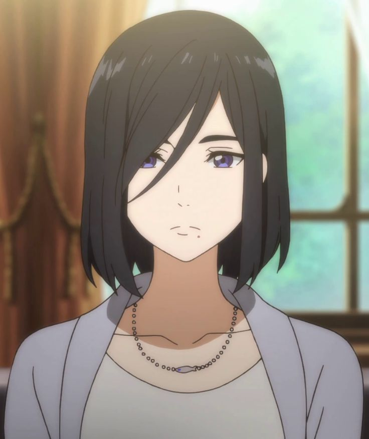 Nase Izumi - She is the oldest daughter of the Nase family, and Hiroomi and Mitsuki's older sister.