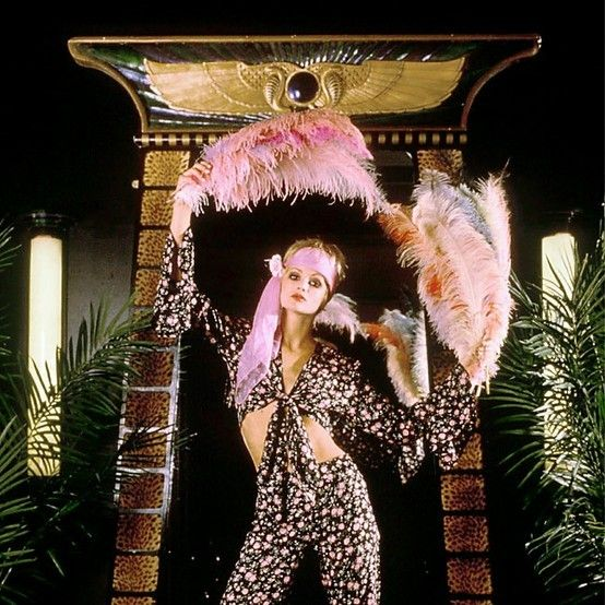 BIBA (Barbara Hulanicki) was great and she WENT BIG by opening a huge and incredible department store in a gorgeous old Deco building. London, early 70s.