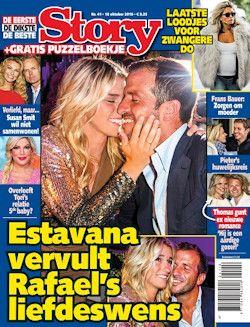 Proefabonnement: 5x Story € 15,-: Story brengt je wekelijks op de hoogte van het allerlaatste nieuws over alle nationale en internationale Sterren.