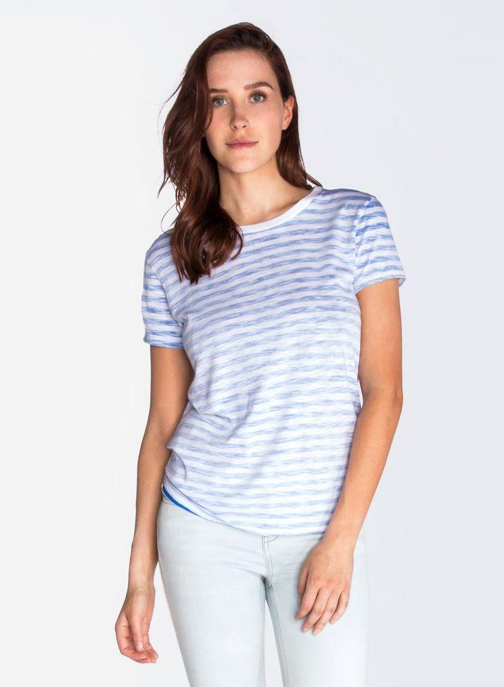 MARINE — Slub T-Shirt