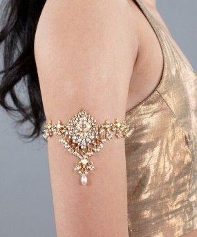 elegant arm cuff