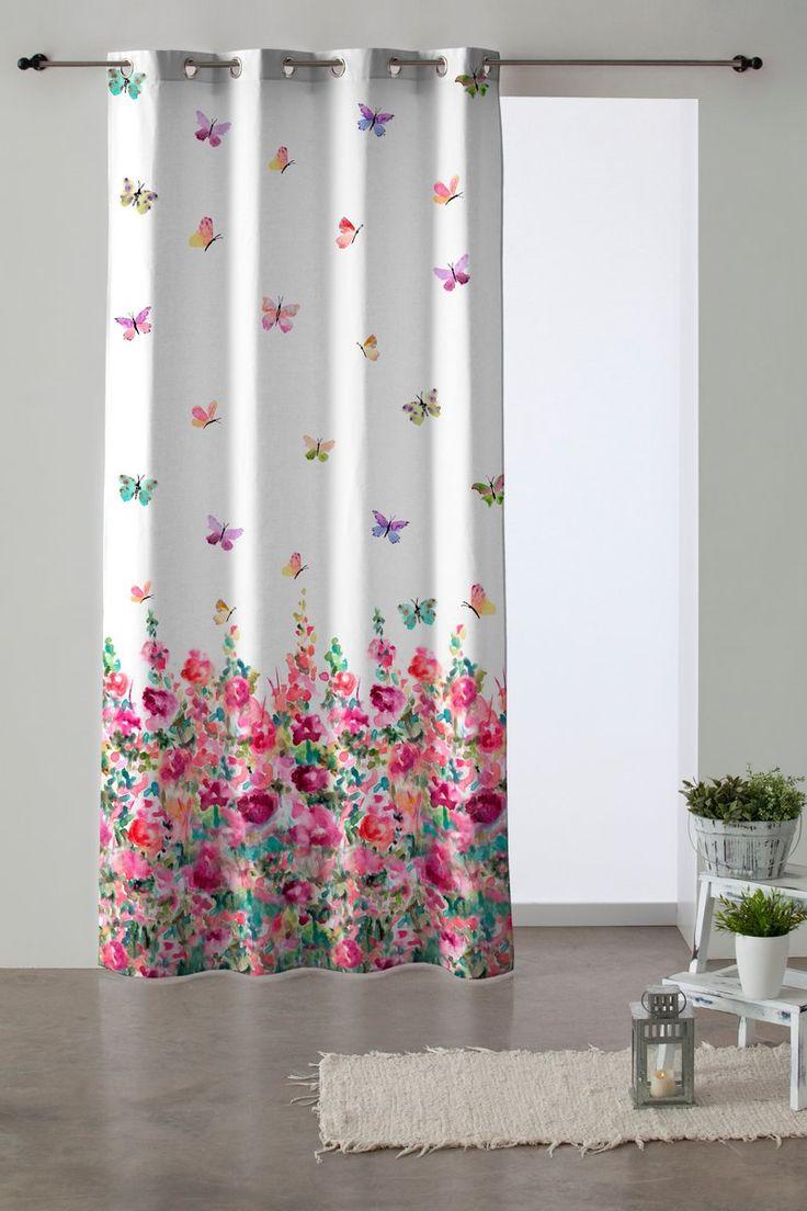 Las 25 mejores ideas sobre cortinas confeccionadas en for Cortinas para dormitorio quito
