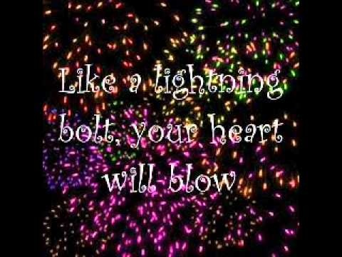 Firework - Katy Perry - Lyric Version