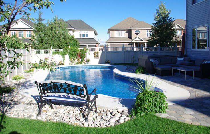 MCI Pools Ottawa - Ottawa In-ground Pools - Ottawa Custom Pool Builders - Ottawa Swimming Pools Installation Specialist