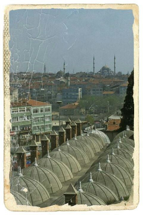 Mihrimah Sultan Camii ve Karagümrük