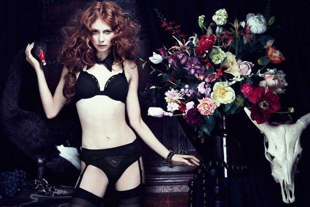 Marlies Dekkers, seçkin ve seksi yeni iç çamaşırı koleksiyonunda klasik Hollandalı ressamlardan ilham aldı