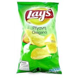 Lays Oregano Potato Chips Crisps 45g