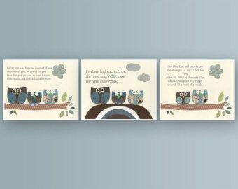 Baby boy room decor Nursery wall art Art for Kids by DesignByMaya
