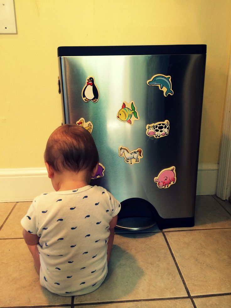 A Creative Solution for Toddler safety in the kitchen!