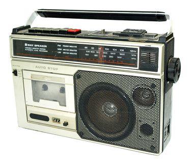 ah remember this radio