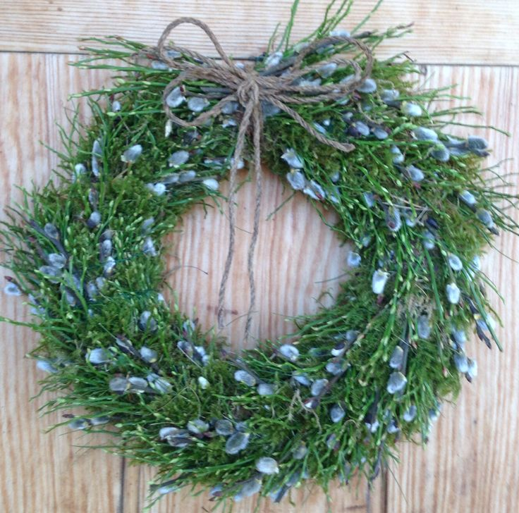 67 best Wreaths images on Pinterest | Christmas wreaths ...