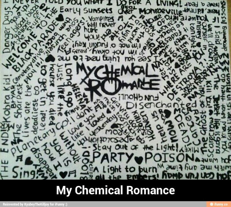 69 best My Chemical Romance images on Pinterest | Emo bands, Bands ...