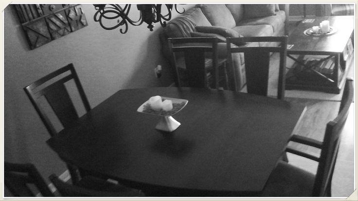 Dining room organization  @ fit2borganized.wordpress.com