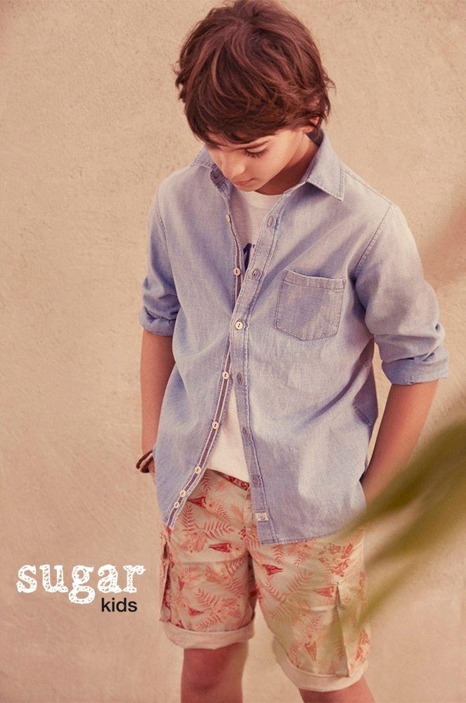 Albert de Sugar Kids para Massimo Dutti