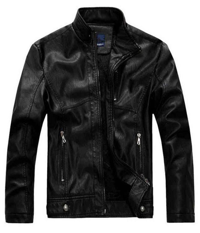 Jackets - The Cafe Jacket Black